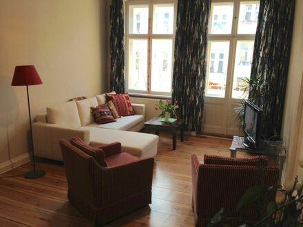 Super schön und super zentral: 3-Zimmerwohnung in Berlin-Friedenau | Comfortable and spacious central apartment in Berlin-Friedenau