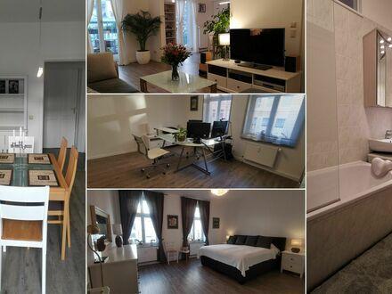3,5 Zimmer gehobene Einrichtung, Altbau, Balkon, Nähe S-Adlershof, ruhig, gute Anbindung an Airport, City und Autobahn |…