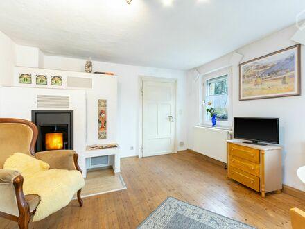 Liebevoll eingerichtete gemütliche Wohnung - naturnah | Charming suite in Mistelbach