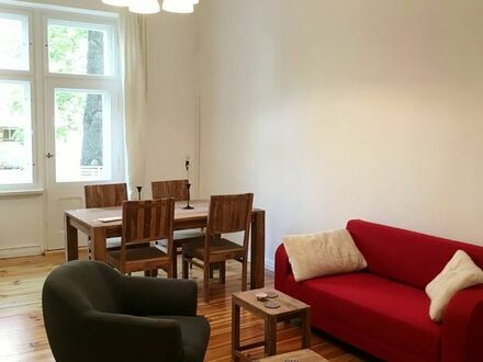 Sonniger Altbau in Friedenau | Sunny apartment in Friedenau
