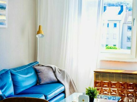 Luxuriöses und stilvolles Appartment in unmittelbarer Nähe vom Hb | Luxurious and stylish apartment close to the Hb