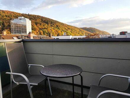 Maisonette WHG – klimatisiert – Balkon | Duplex apt – air-conditioned – balcony