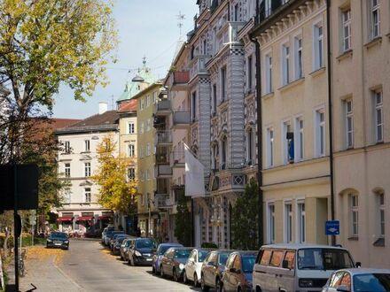 Traumhafte Stadtwohnung im Herzen Münchens | Quiet apartment located in München