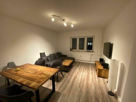 Erstbezug! Frisch renovierte, möblierte 2.5-Zimmer-Wohnung im Komponistenviertel | Fashionable, cute suite in the beautiful…