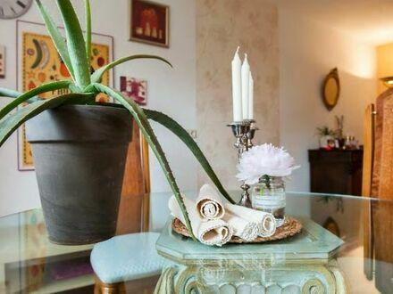 Liebevoll eingerichtete und ruhige Wohnung in München | Amazing, nice apartment in München