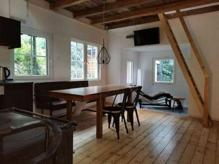 Natur pur & Idylle auf der Alb: Häuschen mit Sauna | Quiet, wonderful home (Hohenstadt)