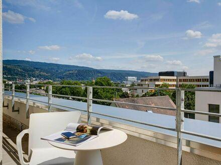 Liebevoll eingerichtetes Penthouse in Heidelberg mit Terrasse und wundervollem Blick, 5 Minunten von HBF | Lovingly furnished…