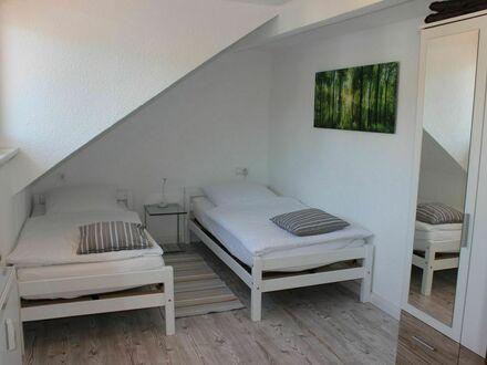 Apartment mit Dachterrasse und einzigartigem Ausblick für laue Sommernächte   Apartment with roof terrace and unique view…