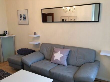 Gemütliche Wohnung, ruhig gelegen und voll ausgestattet | Cosy apartment, quietly situated and fully equipped