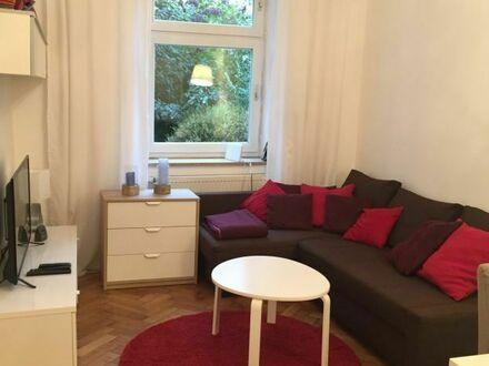 Wundervolle Zweizimmer Jugendstil-Altbauwohnung in München-Neuhausen | amazing two-room apartment in Munich-Neuhausen - art…