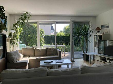 Ruhiges Apartment im Grünen mit Garten und Carport im Südtiroler Viertel | Quiet apartment in a green area with garden and…