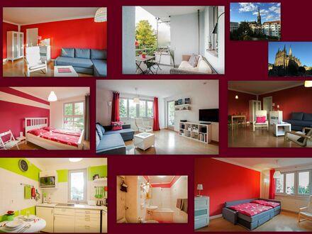 Modisches & liebevoll eingerichtetes Zuhause im Herzen von Leipzig mit kleinem Garten | Pretty, lovely flat in Leipzig with…