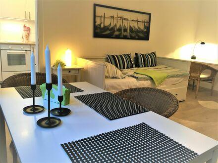 Hübsches Apartment am Zoopark mit Blick ins Grüne - Erstbezug nach Sanierung | Charming and fully renovated home next to…