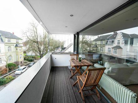 Schöner Wohnen im Villenviertel - nahe UN, Telekom und Rhein | Perfect Apartment - fully furnished with WLAN and 100 english…