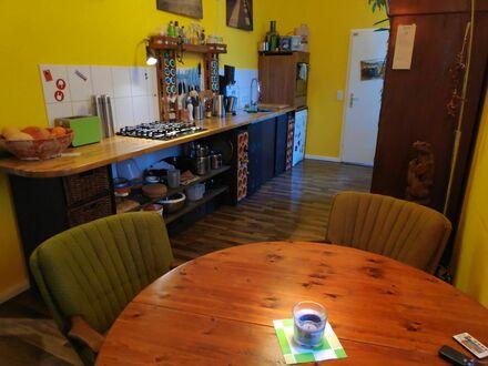 Helle und liebevoll eingerichtete Wohnung auf Zeit im Zentrum von Karlshorst | Spacious & cozy studio in Karlshorst