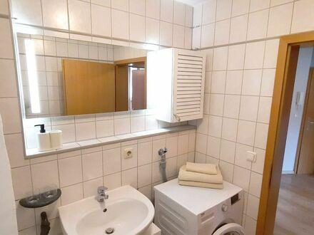 Ruhige, möblierte 2-Zimmer-Wohnung mit Balkon und WLAN in Erlangen | Quiet, furnished 2-room apartment with balcony and…