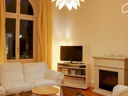Wunderschönes & stilvolles 2 Zimmer Appartement in Rothenbaum/Harvestehude | Fashionable and lovely 1 bedroom suite in Rothenbaum/Harvestehude