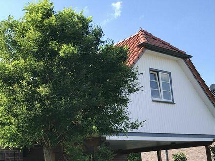 Gemütliches Wohnen im Erholungsort Linau mit Sonnenterrasse | Comfortable living in the resort Linau with sun terrace