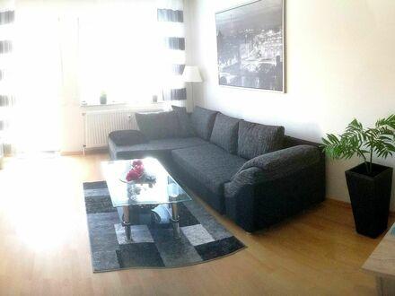 Leineblick - 3 Zimmer Wohnung mit Balkon und Garage am Leineufer | LEINEBLICK - 3room apartment with balcony and garage on…
