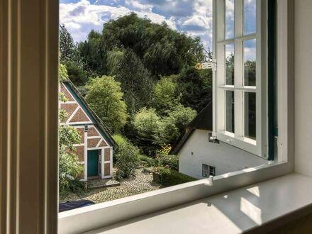 Charmantes & wundervolles Zuhause unter Fachwerkhaus | Amazing & beautiful suite conveniently located (Jork)