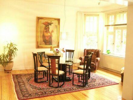 5-Zimmer-Wohnung mit 140m2 und idyllischem Garten in Vinnhorst | 5 room apartment with 140m2 and idyllic garden in Vinnhorst