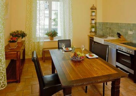 Wohnung Florenz - Ihr Salon an den Elbwiesen | Apartment Florenz - Flat Balance - enjoy the beauty