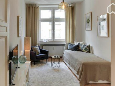 Ruhiges und modisches Apartment in Düsseldorf | Charming and new apartment in Düsseldorf