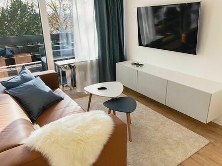 Penthouse-artiges Business-Apartment bei Bonn | Penthouse-style business apartment near Bonn