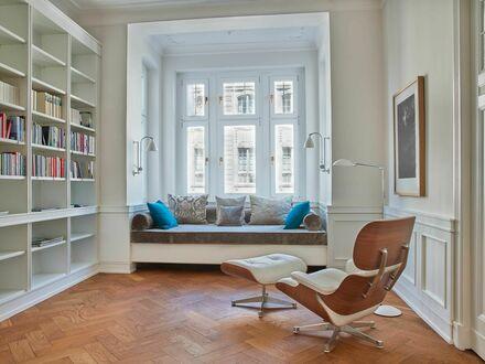 Repräsentativen Wohnung im Altbau am Lietzensee in Charlottenburg | Prestigious apartment in classical building at Lietzensee…