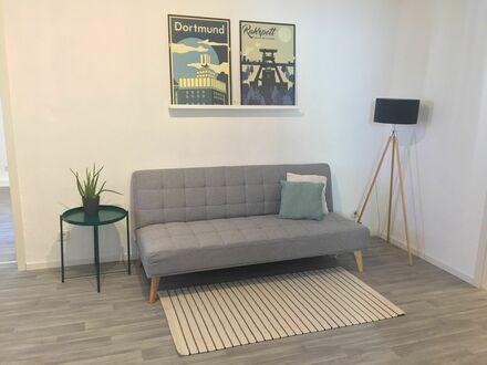 Stilvolles Zuhause auf Zeit zentral am Phönix See | Stylish temporary home centrally in Dortmund Phoenix See