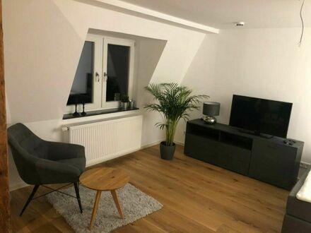 Hochwertige 1-Zimmer-Wohnung in der Fürther Altstadt | High-quality 1-room apartment in the old town of Fürth