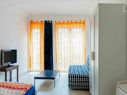 Atelier/ Maisonette/ Studio Wohnung im Herzen von Köln   Gorgeous studio apartment in Köln Ehrenfeld