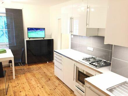Luxuriös möblierte 2 Zimmer Wohnung im Zentrum von Ingolstadt (Rathausnähe) | Bright, modern 2-room apartment, cosily furnished,…