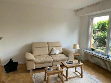 Schöne möblierte Wohnung in Bülse/ ruhige Lage mit Blick auf die Felder | Beautiful furnished apartment, quiet location with…