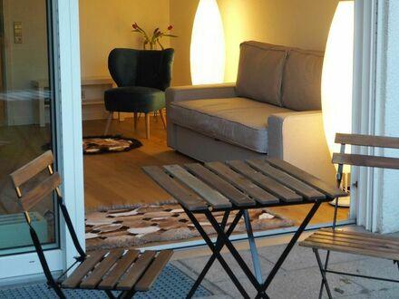 Sonnige Gartenwohnung in Stuttgart-Möhringen | Sunny flat with private garden in Stuttgart-Möhringen