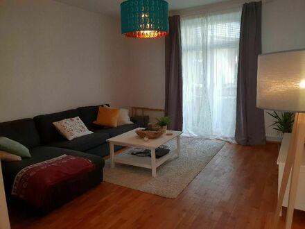 Helle, ruhige & möblierte 2,5 Zr. Wohnung mit Balkon. | Cute and amazing home with balcony in München