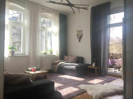 Helles gemütliches Zuhause mit Balkon in Dresden | Bright cozy home with balcony in Dresden