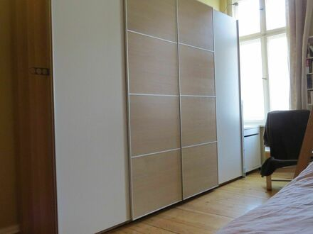 Helle, gemütliche, familienfreundliche Wohnung in Charlottenburg | Sunny, comfy, family-friendly flat in Charlottenburg