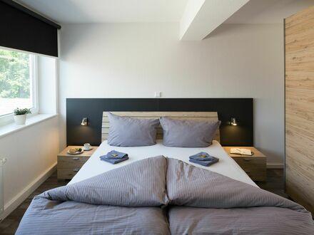 Moderne Penthousewohnung mit Balkon in Aachen | Modern penthouse apartment with balcony in Aachen
