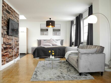 Komfortables Loft mit Dachterrasse - Nähe Hbf | Comfortable loft with roof-top in the city centre