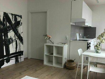 Tolle 1-Zimmer Wohnung in Stuttgart - Erstbezug | Great 1-room apartment in Stuttgart - First occupancy