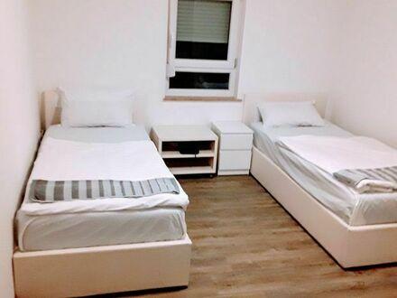 Modern ausgestattete 2-Zimmerwohnung nahe Frankfurt-Flughafen in Kelsterbach | Modern equipped 2 room apartment near Frankfurt-airport…