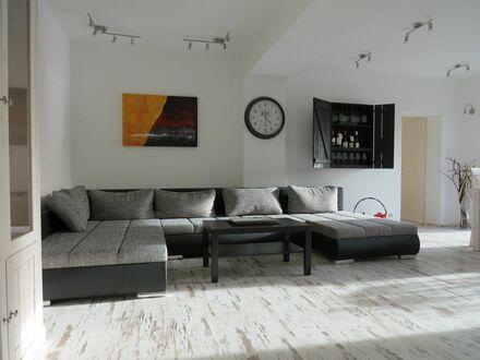 Terrassen-Wohnung im bevorzugten Essener Süden: 100 qm, mit 3 Schlafzimmer, 2 Bäder, Fußbodenheizung, PKW-Stellplätze | Fashionable…
