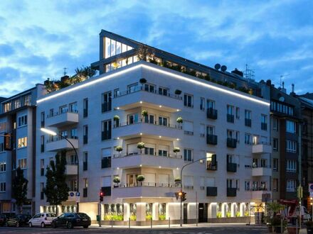 Df-Zentrum, elegante, komplt. möbl. Atrium-Whg, 3 Schlafzimmer, 237qm | Df-Center, Luxury, 3 bedrooms, 237 sqm, fully equipped,…