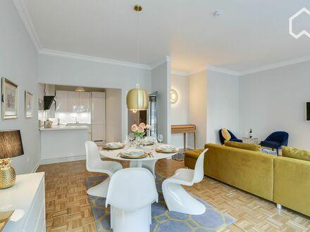Moderne und schicke Wohnung in Top Lage mit Balkon | Modern and fancy home in great location with balcony