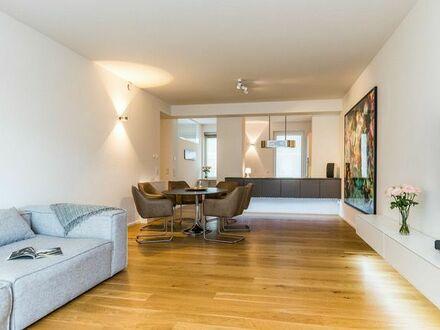 Möbliertes City Apartment, mit Balkon und Wasserblick, Tiefgaragenstellplatz   Furnished Business City Apartment, 1-2 cars…