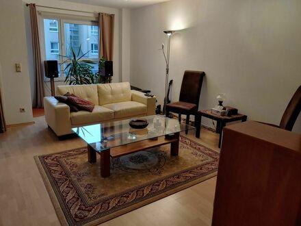 Geräumige möblierte 3 Zimmer Wohnung mit Stellplatz | Spacious furnished 3 room apartment with parking space