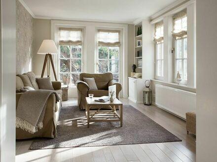 Serviced Apartment mit Gartenblick und eigener Terrasse | Quiet & bright home in Harvestehude