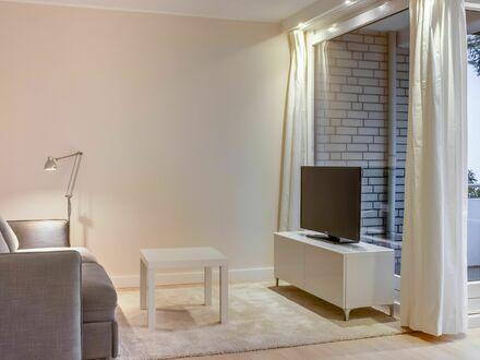 Exklusives Apartment im noblen Harvestehude/Pöseldorf mit Balkon, Pool und Sauna | Exclusive apartment in Harvestehude/Pöseldorf…