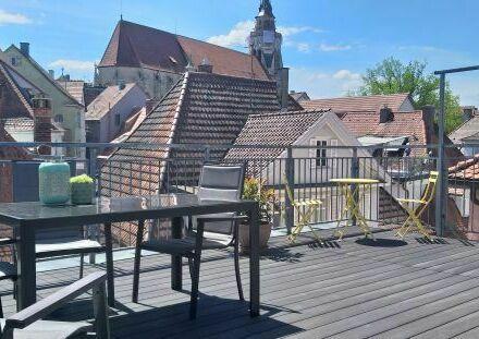 Helles Loft in Tübingen | Gorgeous suite in Tübingen